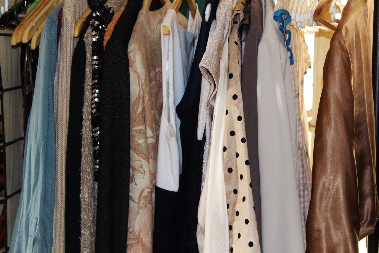ubrania damskie
