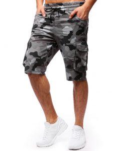 spodenki jeansowe męskie