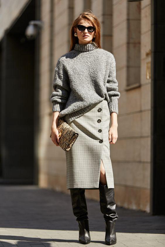 modna stylizacja