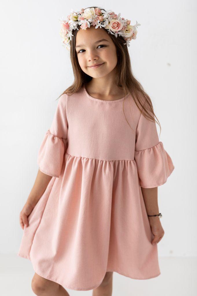 modna sukieneczka na komunie